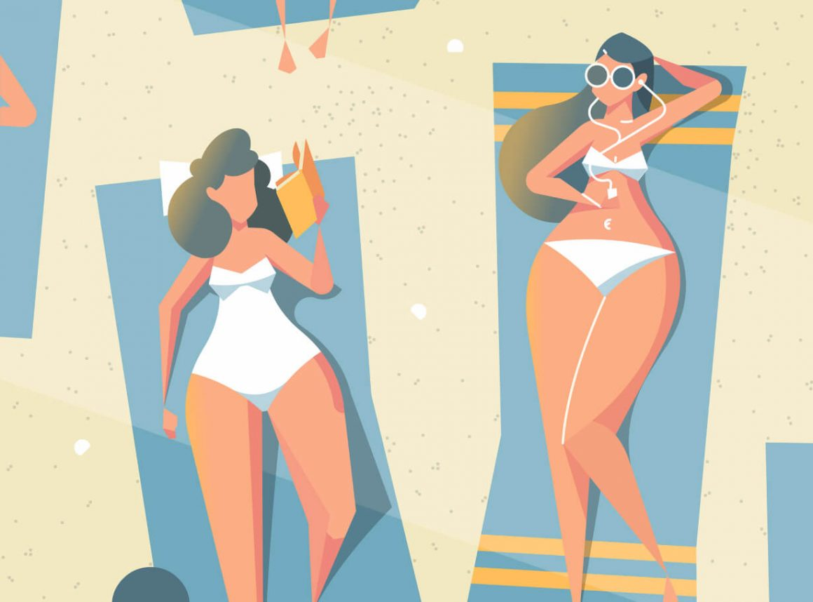 How to Prevent a Sunburn: 10 Steps