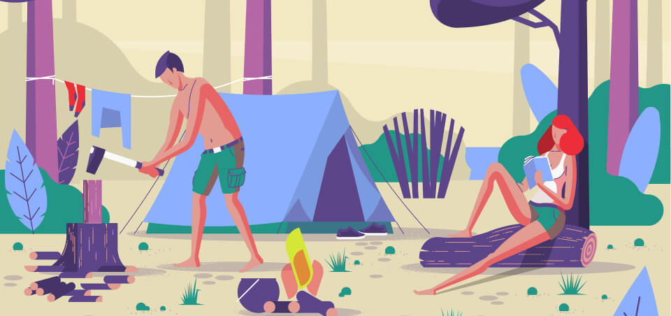 Tent Camping Tips for Beginners