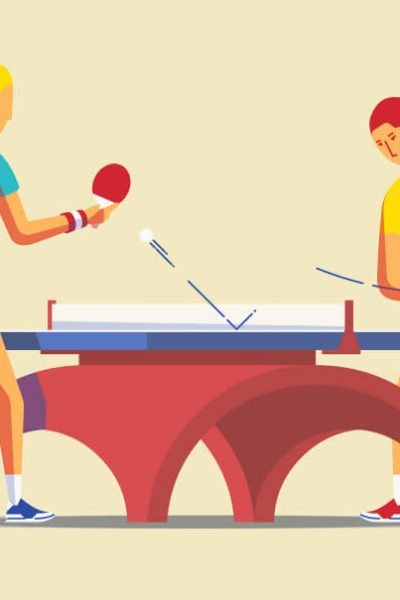 Table Tennis Training – Tips for Parents