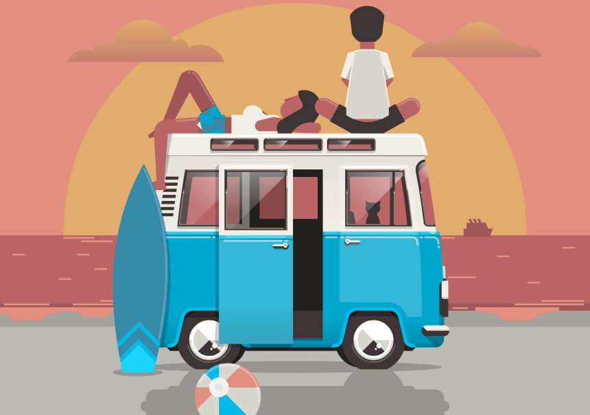 15 Best Camper Vans for the Mobile Traveller