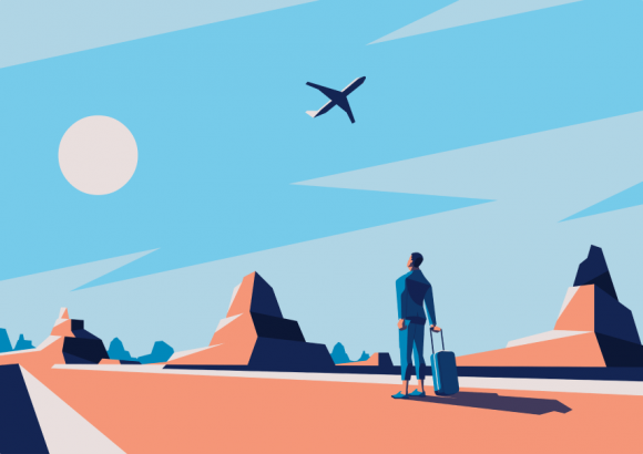 What to Do on Arrival in a New Country